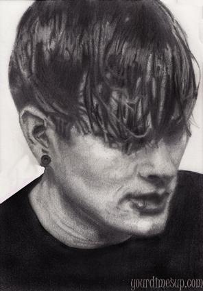 Pencil Drasing ©2003